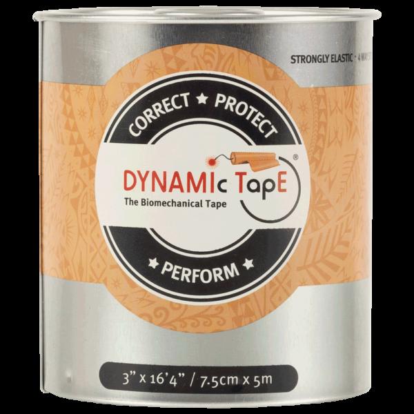"""Dynamic Tape Beige tattoo 3"""""""