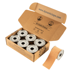 "Dynamic Tape Beige Tattoo 2"" Pack"