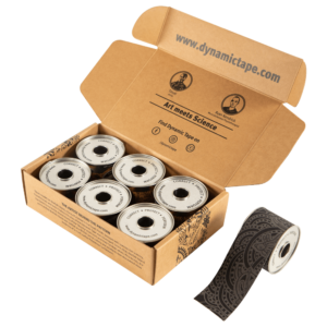 "Dynamic Tape Eco 2"" Pack"
