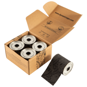 "Dynamic Tape Eco 3"" Pack"