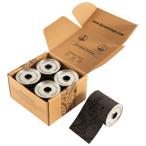"""Dynamic Tape Eco 3"""" Pack"""
